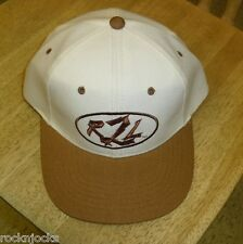 R2L Refuse 2 Luze hat snapback brownish tan bill Mint dead stock new Never Worn