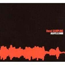 VOCAL SAMPLING - AKAPELLEANDO  CD NEU