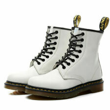 2020 NEW Men's Women's Dr Martens 8-Eye Classic Airwair 1460 Leather Ankle Boots