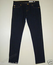 "BEAUTIFUL SASS&BIDE DARK BLUE RINSE SKINNY JEANS 29 ""NEON NIGHTS"" Novateur"