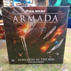 Fantasy Flight Games - Star Wars Armada: Rebellion in The Rim - Game Expansion
