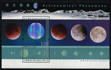 Hongkong 2015 Astronomical Phenomena Astronomie Hologramm Block 289 MNH