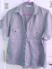 Marks and Spencer Casual Fitted V Neck Women's Tops & Shirts