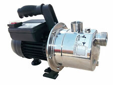 IBO BJ45/75 Centrifugal Booster Water Electric Jet Pump1.1kW St.Steel LONG LIFE