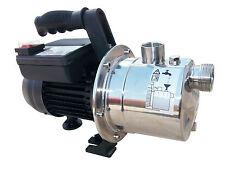 Ibo BJ45/75Centrifugal Monté Surface Booster Eau Électrique Jet Pump1.1kW Inox