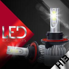 XENTEC LED HID Headlight kit H13 9008 White for 2006-2012 Mitsubishi Eclipse