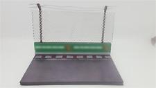 FRG 1:43 A/J Straight F1 Model Track Diorama Base Crash Barrier & Safety Fencing