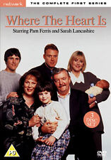 DVD:WHERE THE HEART IS - SERIES 1 - NEW Region 2 UK