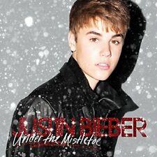 Under The Mistletoe [Audio CD] Justin Bieber