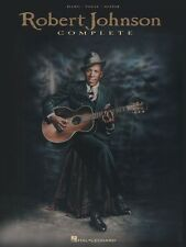 Robert Johnson Complete Sheet Music Piano Vocal Guitar Songbook NEW 000306507