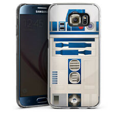 Samsung Galaxy S6 Handyhülle Case Hülle - R2D2 Closeup