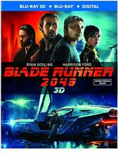 Blade Runner 2049 3D ( 2D/3D Blu-ray/Digital ) with Slipcover