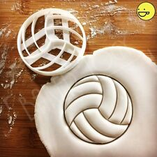 Cookie Cutter | Beachball Voleibol de Playa Bola Deporte Olímpico Juego Galleta
