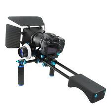 Professionals DSLR Shoulder PAD Support Mount Rig Video Movie Kit