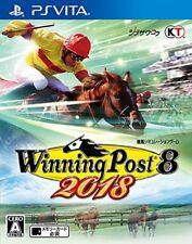 PC Winning Post 8 2016 JAPAN import Japanese Horse Racing Windo From japan