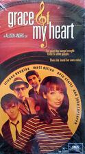 GRACE OF MY HEART - ILLEANA DOUGLAS, MATT DILLON - MCA - VHS TAPE - STILL SEALED