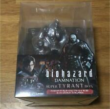 Resident Evil Damnation Super Tyrant diorama statue figure Sony 2012