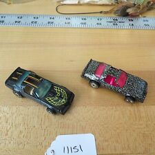 Vintage Hot Wheels 1977 Hot Bird & Glitter Bird (lot#11151)