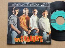 "45T THE SHADOWS  "" DANCE ON ! """