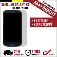 AAA+ LCD SCREEN/SCHERM/ÉCRAN BLACK + SCREEN GUARD FOR SAMSUNG GALAXY S3 I9300