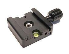 Arca Swiss Type 50mm Quick Release QR Clamp Andoer Desmond DAC-01 QR-50