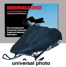 UNIVERSAL COVER for POLARIS INDY TRAIL TOURING (W/RACK) (Long Track) 1996-1999