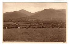 Brecknock Beacons - Photo Postcard 1940 / Brecon