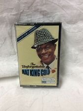 The Unforgettable Nat King Cole Cassette