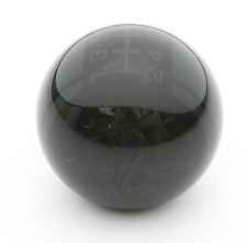Shelby Super Snake Shifter Knob Black With Black Ghost