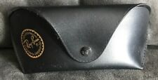 Brand New Ray Ban Case Only Black & Gold
