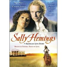 Sally Hemings An American Love Story (DVD) Bound by Slavery, Freed by Love