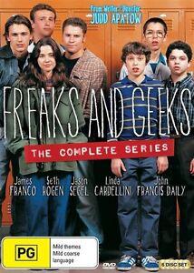 Freaks And Geeks - The Complete Series (DVD, 2014, 6-Disc Set) Region 4