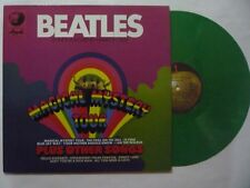 """THE BEATLES """"MAGICAL MYSTERY TOUR"""" MADE IN GERMANY APPEL - GREEN - MEXICAN - LP"""