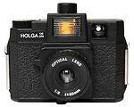 Holga 120GCFN with Medium Format Film Camera Body Only