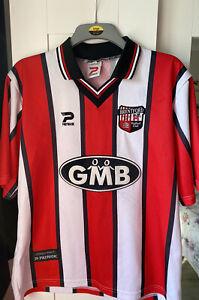 Brentford FC Home Shirt 2000-02 Size Large (42/44)