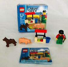 LEGO City FARMER (7566) 100% COMPLETE w/ Instructions & Box - EXCELLENT