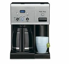 2-in-1 BPA-Free 12-Cup Coffee Maker Programmable Brewer w/ Hot Water Dispenser