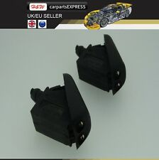 FORD FIESTA Windscreen Jet Spray Washer Nozzles One Pair ** TOP QUALITY **