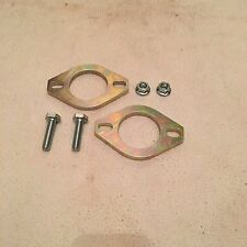 52mm/2 Inch Exhaust Pipe Flange Repair (x2) & Fitting Bolts