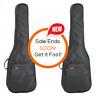 Kaces Gigpak KQE-335 Semi Hollow Guitar Bag Black - NEW