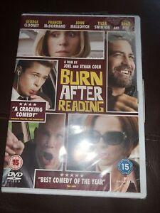 Burn After Reading [DVD] [DVD] [2009]