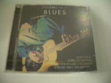 ZOOM SUR LE BLUES - 2CD NEUF ERIC CLAPTON JOHN LEE HOOKER LEADBELLY SANTANA.....