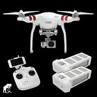DJI Phantom 3 Standard Quadrocopter Kameradrohne + schwenkbarer 12 MP HD Kamera
