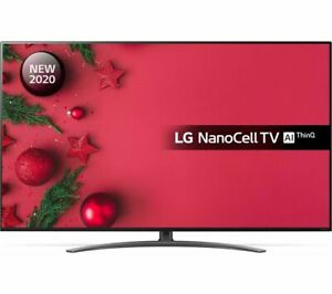 "** NEW LG 86NANO916NA 86"" Smart 4K Ultra HD HDR LED TV Google Assistant"