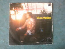 7 inch Single VIVA MEXICO von JACK JERSEY (1978) °14c