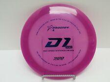 New Prodigy D1 Max 400 Plastic Max Speed Distance Driver 174