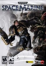 Warhammer 40,000 SPACE MARINE (PC Shooter Game) 40K FREE US Shipping