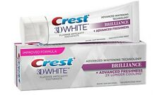 Crest 3D White Brilliance Mesmerizing Mint Whitening Toothpaste 4.1oz. / 116g