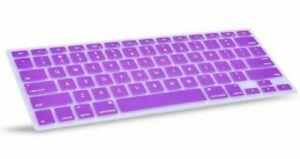 """Silicone Keyboard  Cover For Apple Macbook Pro Air 13"""" 15"""" 17"""" 2015 or older"""
