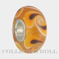 Authentic Trollbeads Silver Haiti Empowerment Bead  SALE!!! LIMITED EDITION